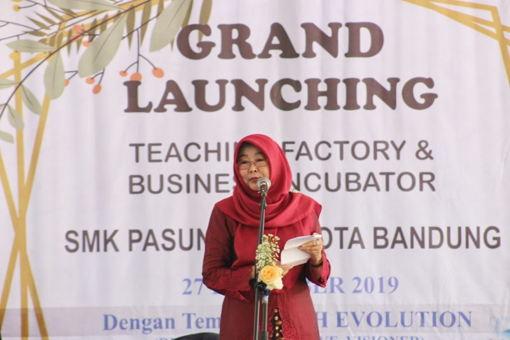 Launching Teaching Factory 3