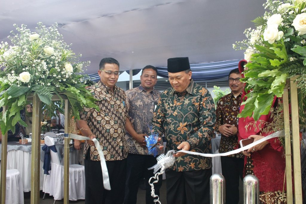 Launching Teaching Factory 1