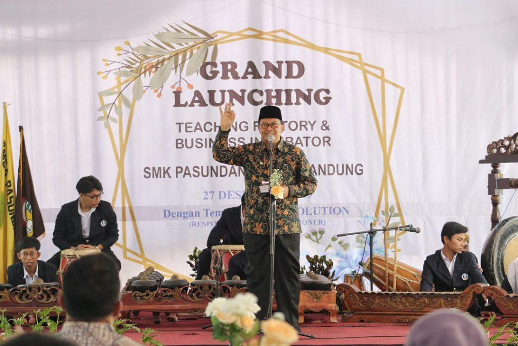 Launching Teaching Factory 2